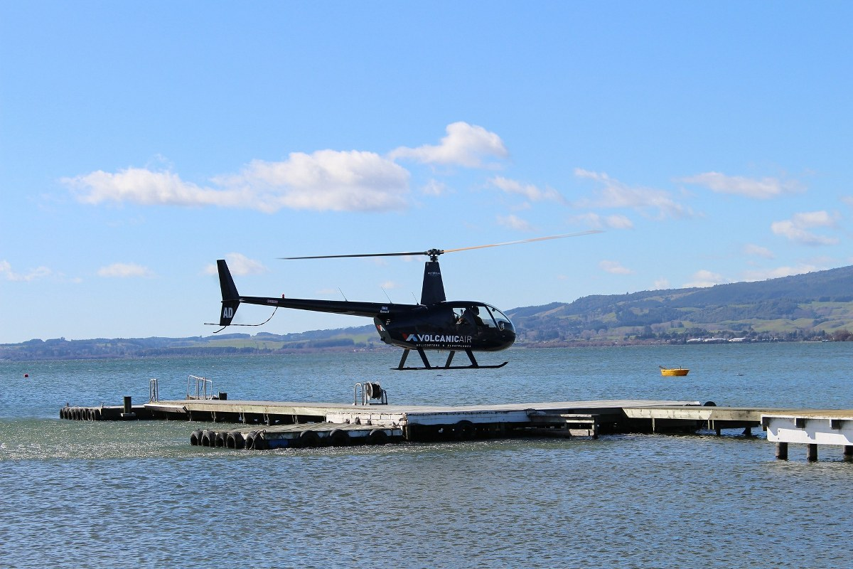 Rotorua Lake Tours